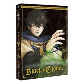 BLACK CLOVER T2 MAZMORRA Y CAPITAL DVD