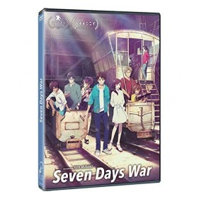 SEVEN DAYS WAR DVD