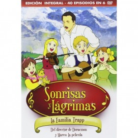 SONRISAS Y LAGRIMAS COMLPETA DVD