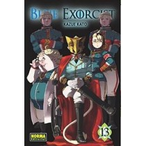 BLUE EXORCIST 13 - SEMINUEVO