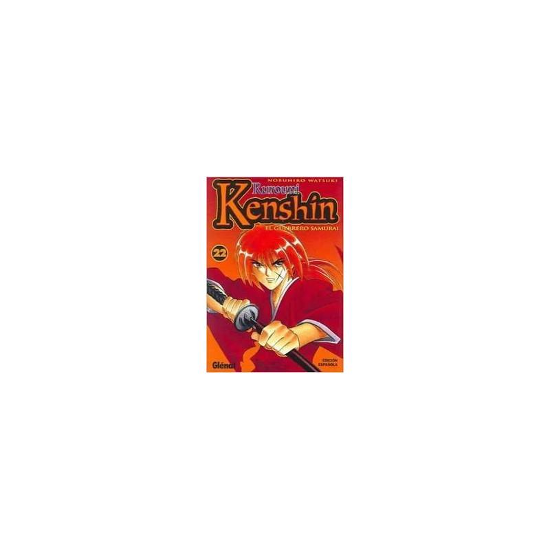 RUROUNI KENSHIN TOMO 22 - SEMINUEVO