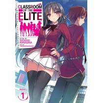 CLASSROOM OF ELITE (LIGHT NOVEL) 01 (INGLES - ENGLISH)