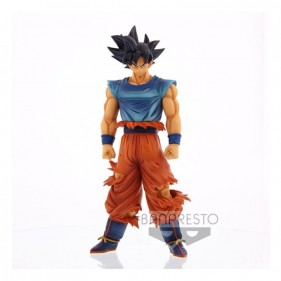 DRAGON BALL PVC GRANDISTA NERO SON GOKU 28CM