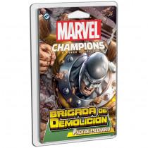 MARVEL CHAMPIONS: PACK DE ESCENARIO BRIGADA DE DEM