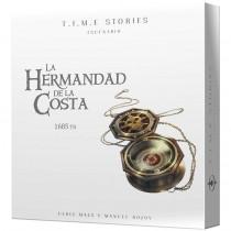 T.I.M.E. STORIES: EXPANSION HERMANDAD DE LA COSTA