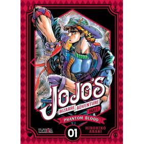 JOJO'S BIZARRE ADVENTURE PARTE 1: PHANTOM BLO 01 (SEMINUEVO)