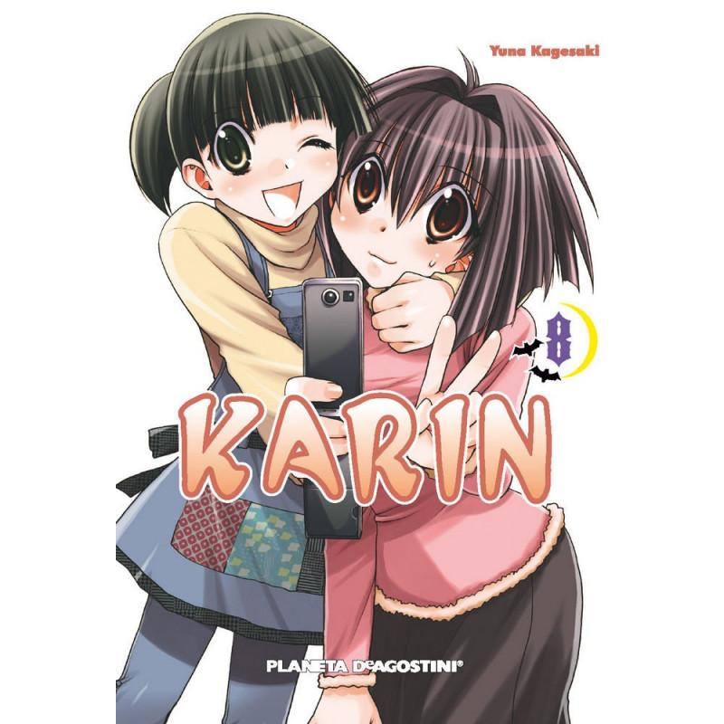 KARIN 08 (SEMINUEVO)