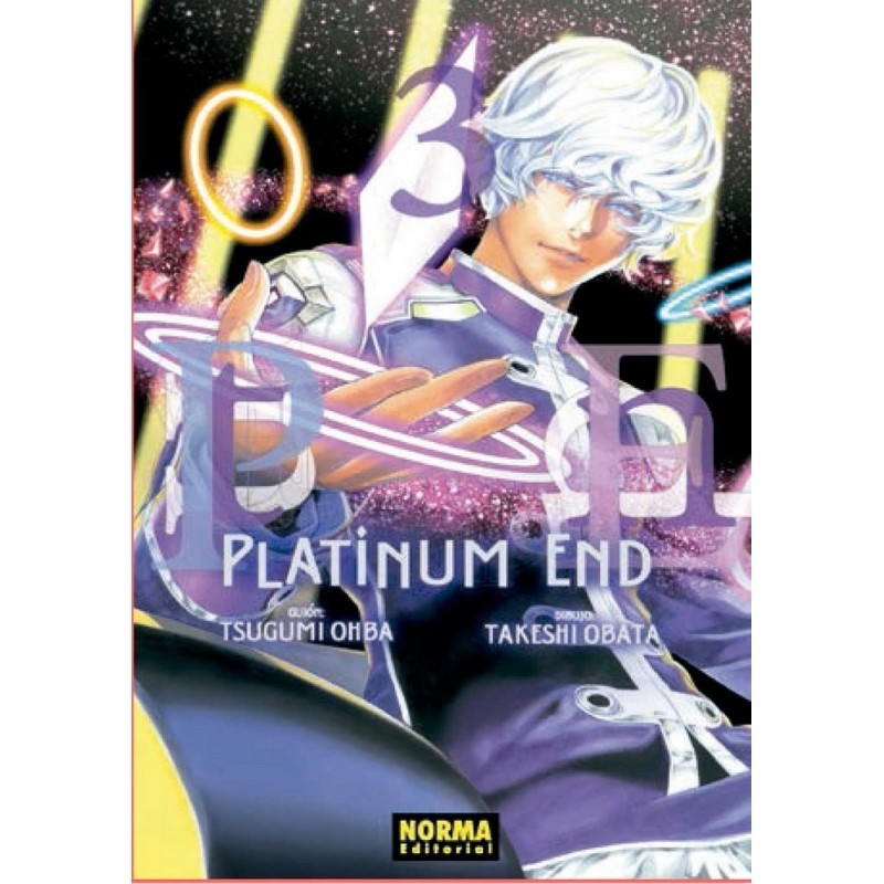 PLATINUM END 03 (SEMINUEVO)