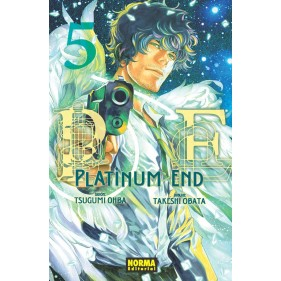 PLATINUM END 05 (SEMINUEVO)
