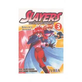 SLAYERS LEYENDA DEMONIACA 03 (SEMINUEVO)