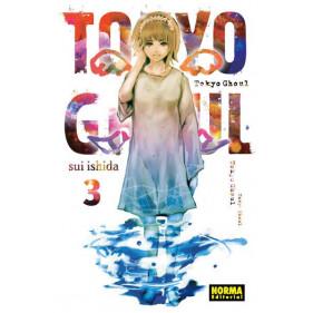 TOKYO GHOUL 03 (SEMINUEVO)