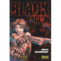 BLACK LAGOON 01 (SEMINUEVO)