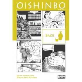 OISHINBO A LA CARTE 02 SAKE