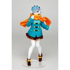 RE: ZERO PVC REM WINTER CLOTHES 23CM