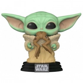 STAR WARS THE MANDALORIAN THE CHILD FROG POP