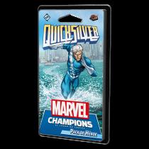 MARVEL CHAMPIONS: EXPANSION PACK DE HEROES QUICKSILVER