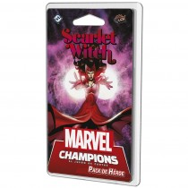 MARVEL CHAMPIONS: EXPANSION PACK DE HEROES SCARLET WITCH