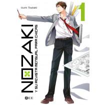 NOZAKI Y SU REVISTA MENSUAL PARA CHICAS 01