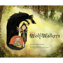 THE ART OF WOLF WALKERS (INGLES - ENGLISH)