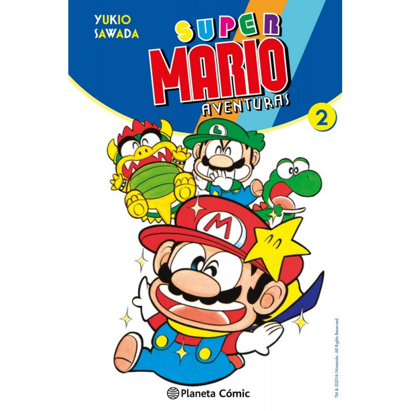 SUPER MARIO AVENTURAS 02