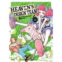 HEAVEN'S DESIGN TEAM 02 (INGLÉS/ENGLISH)