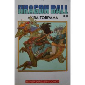 DRAGON BALL TOMO BLANCO 09