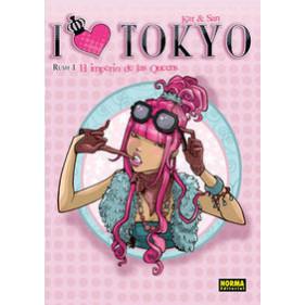 I LOVE TOKYO 01