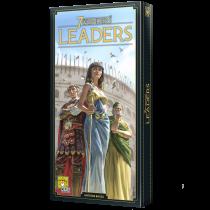 7 WONDERS NUEVA EDICION EXPANSION LEADERS