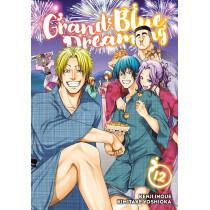GRAND BLUE DREAMING 12 (INGLES - ENGLISH)