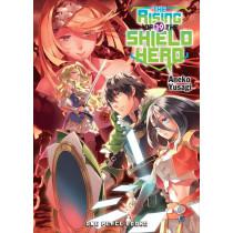 THE RISING OF THE SHIELD HERO (LIGHT NOVEL) 19 (INGLES - ENGLISH)