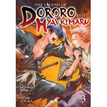 THE LEGEND OF DORORO AND HYAKKIMARU 03 (INGLES - ENGLISH)