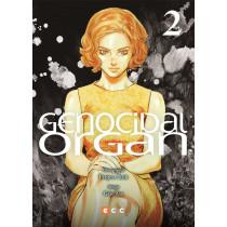 GENOCIDAL ORGAN 02