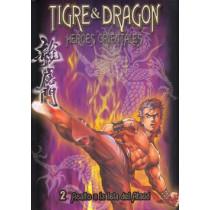 TIGRE Y DRAGON 02 - SEMINUEVO