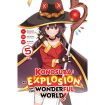 copy of KONOSUBA: EXPLOSION 02 (INGLES - ENGLISH)
