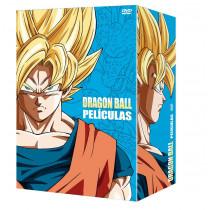 DRAGON BALL LAS PELICULAS INTEGRAL 2021 DVD