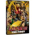 LUPIN III THE FIRST DVD