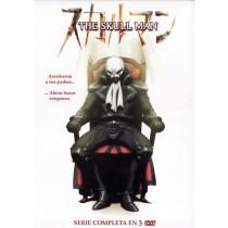 THE SKULL MAN SERIE COMPLETA 3 DVD
