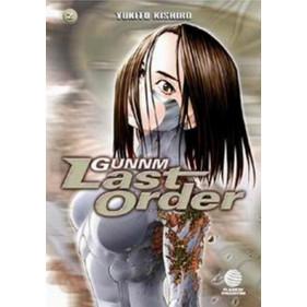 GUNNM LAST ORDER 02 (PLM)