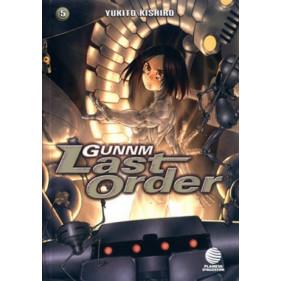 GUNNM LAST ORDER 05 (PLM)