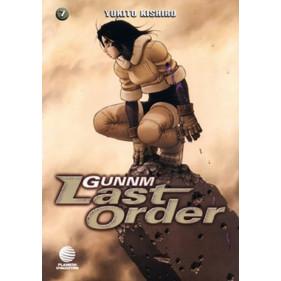 GUNNM LAST ORDER 07 (PLM)