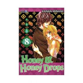 HONEY & HONEY DROPS 08