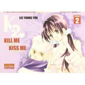 KILL ME KISS ME 02