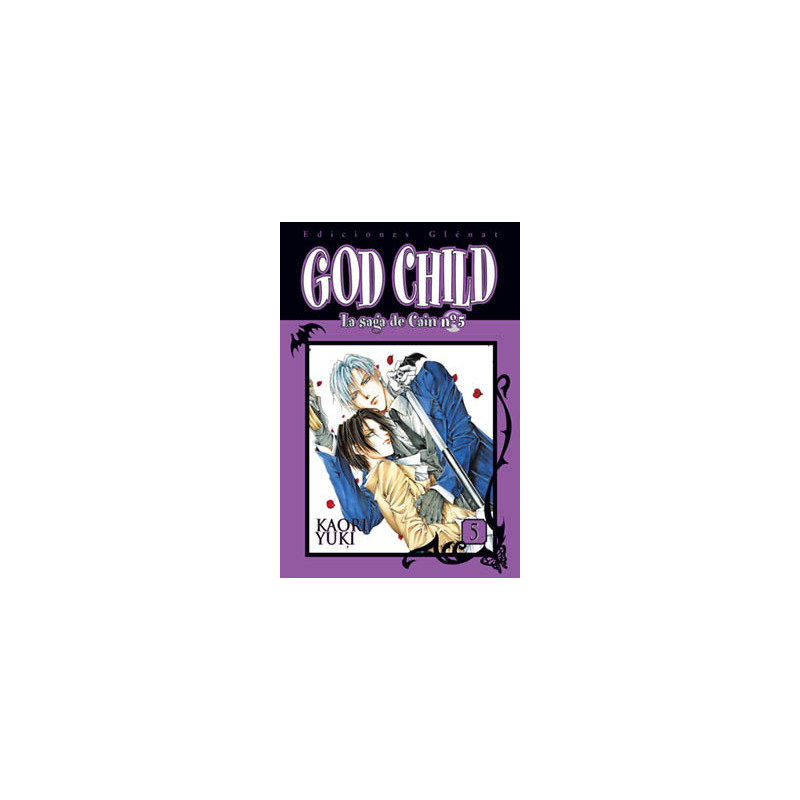 LA SAGA DE CAIN 5 - GOOD CHILD 05