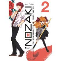 NOZAKI Y SU REVISTA MENSUAL PARA CHICAS 02