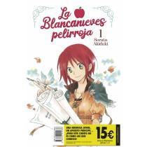 LA BLANCANIEVES PELIRROJA PACK 01 Y 02