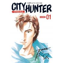 CITY HUNTER KANZENBAN 01