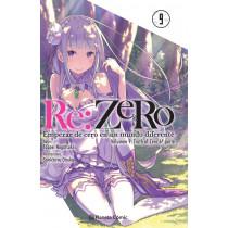 RE: ZERO 09 (NOVELA)