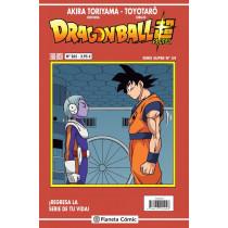 DRAGON BALL SERIE ROJA 265