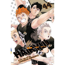 copy of HAIKYU!! 40 (INGLES - ENGLISH)