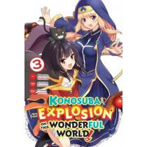 KONOSUBA: EXPLOSION 03 (INGLES - ENGLISH)